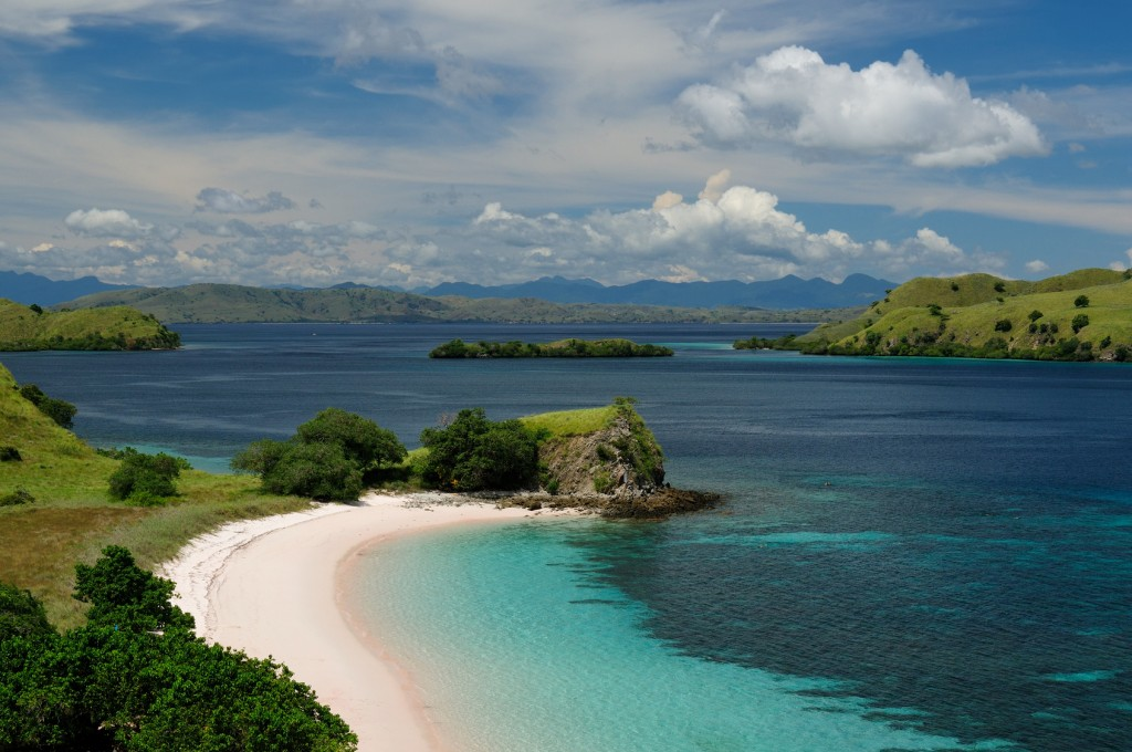 Indonesia, Komodo National Park - isladnds paradise for diving and exploring