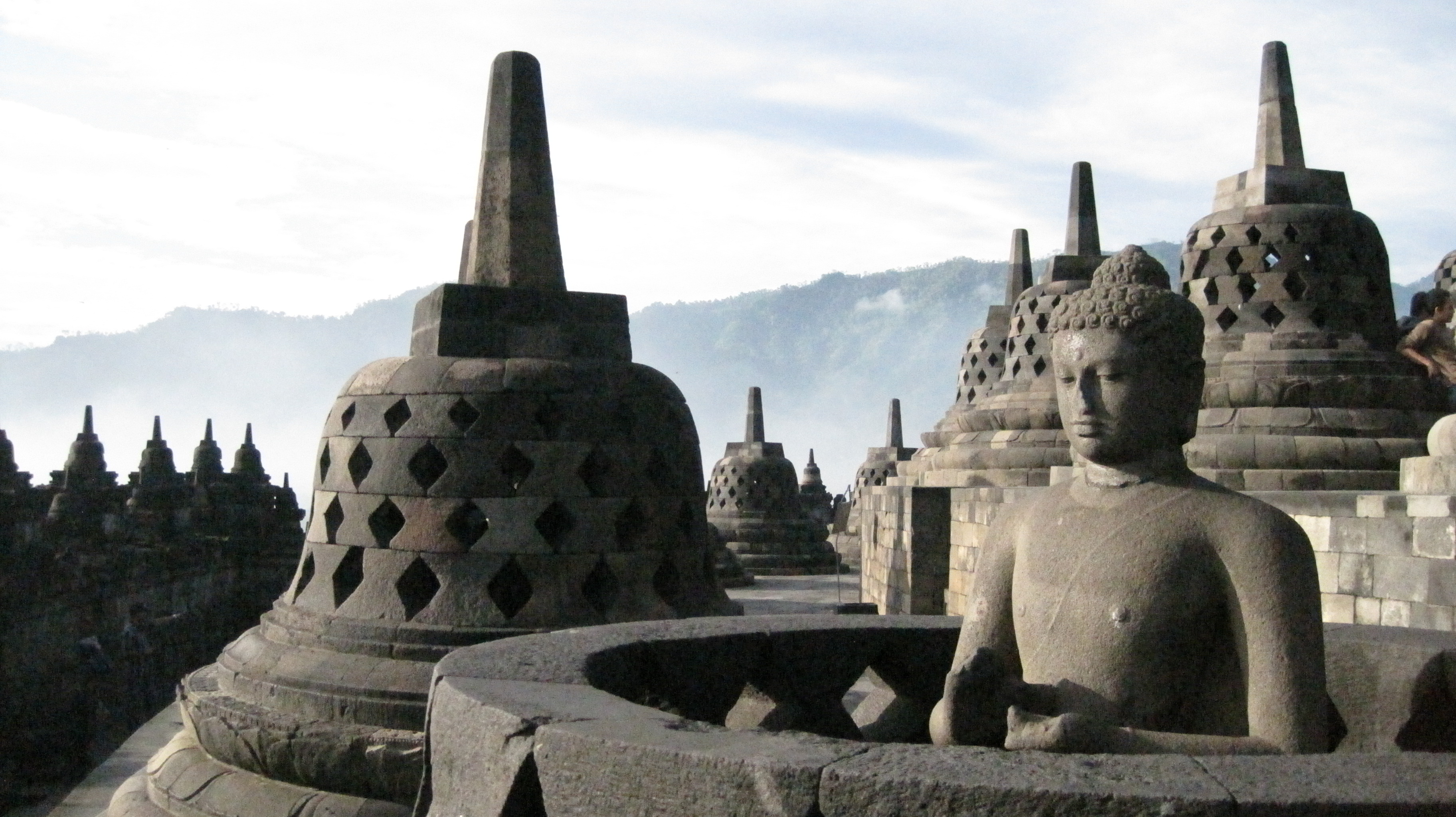 Private Car Rental >> Traveler Love Borobudur, Discover Why Today - Tour From ...