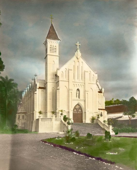 church indonesia