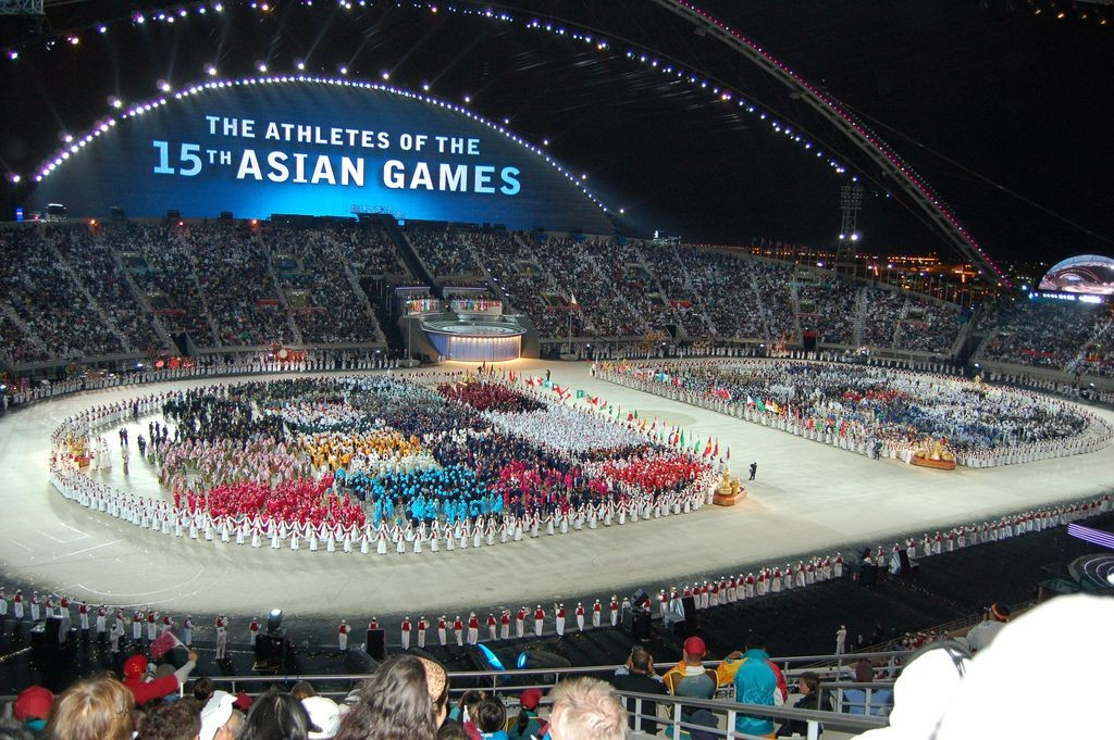 Asian Games Game