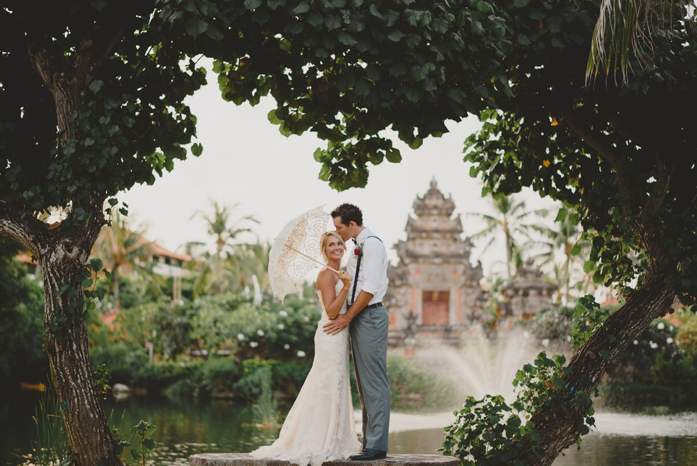 Ayodya resort bali wedding venue