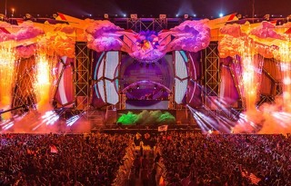 Event Organizer in Jakarta presents Djakarta Warehouse Project 2017