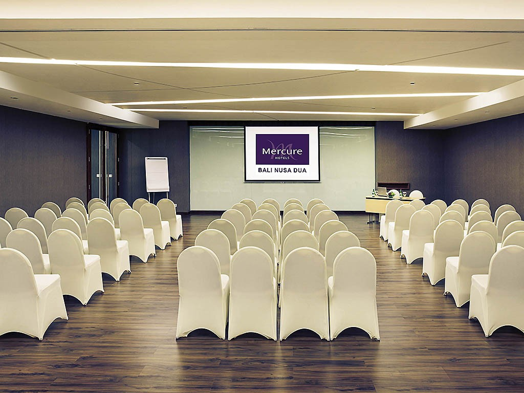mercure nusa dua bali meetings rooms