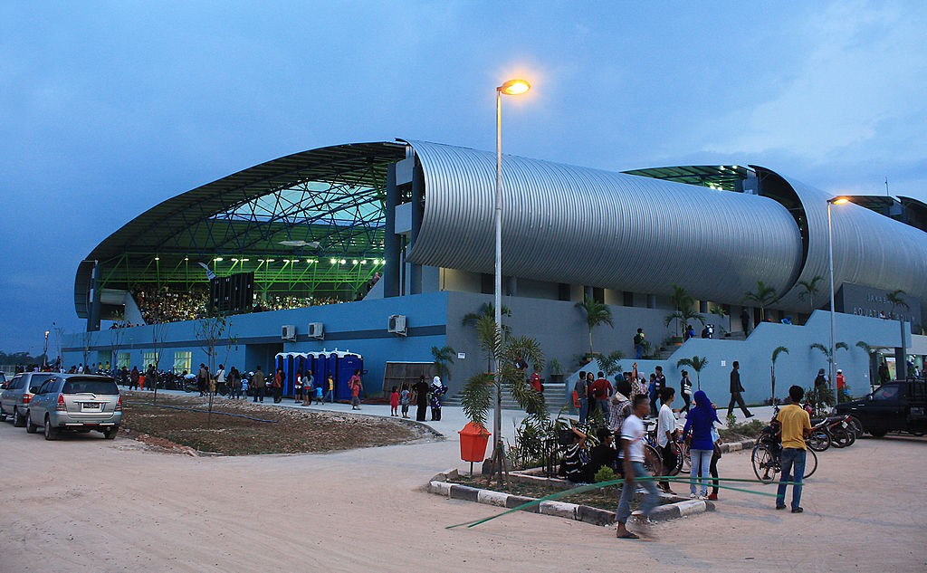 Jakabaring Aquatic Center