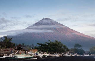 Why You Shouldn't Worry about Mount Agung Eruption