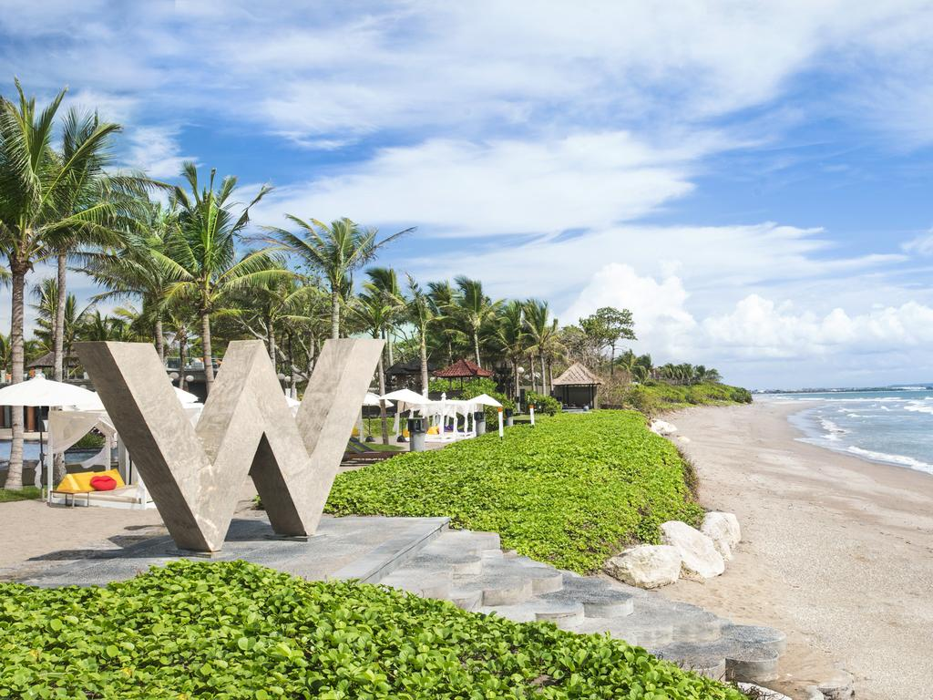 The w seminyak bali hotel review tour from bali tour for The one hotel bali