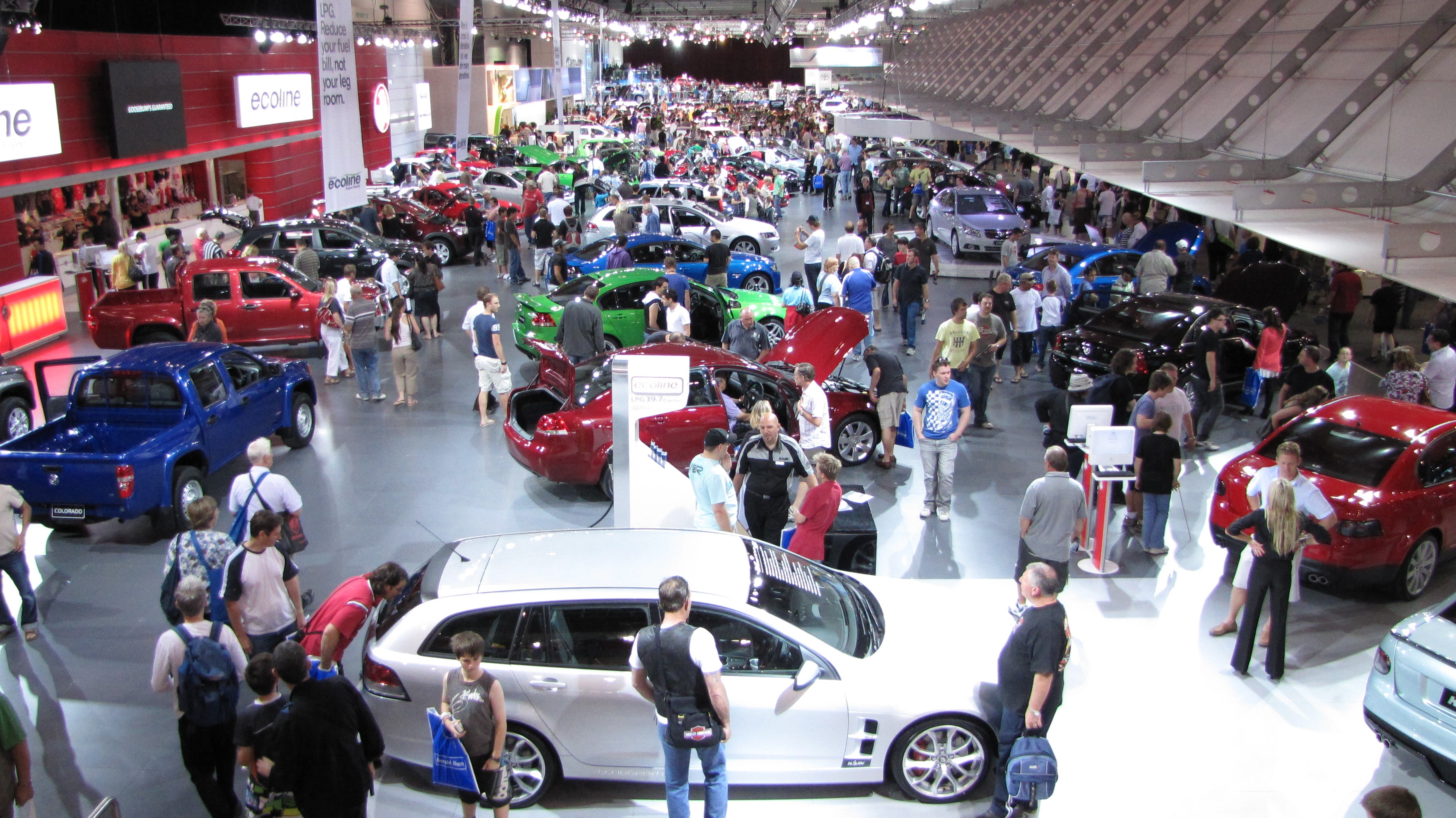 Indonesia International Motor Show Jakarta Events Tour From - Exhibition car