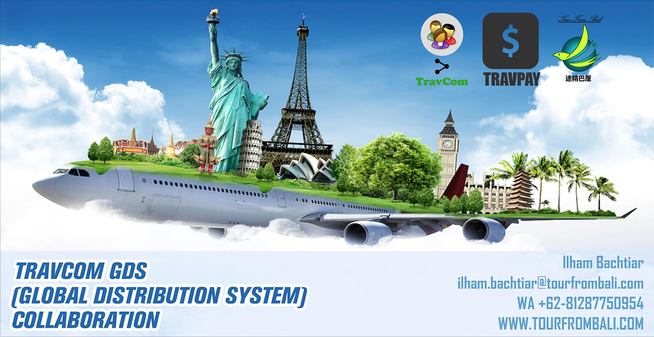 TRAVCOM GDS  (GLOBAL DISTRIBUTION SYSTEM)  COLLABORATION
