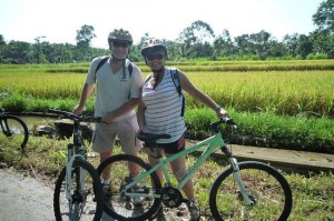 bali on bike